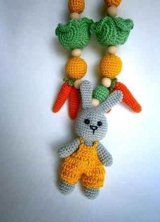 Слингобусы с игрушкой ручной работы на заказ
