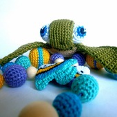 Слингобусы с игрушкой