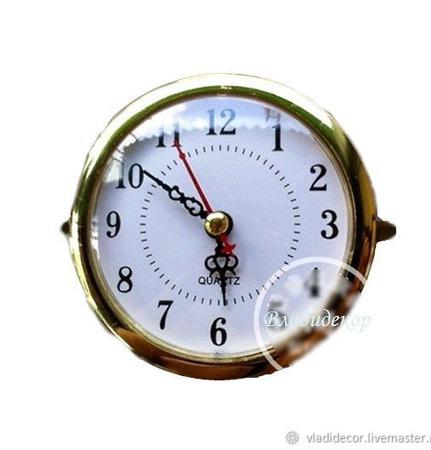 Капсульный часовой механизм ЧК-4  заготовки для часов ручной работы на заказ