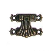 Замочек фурнитура шкатулки М-48 заготовка металлодекор рукоделия