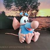 Мягкая игрушка Раттик / Rattic