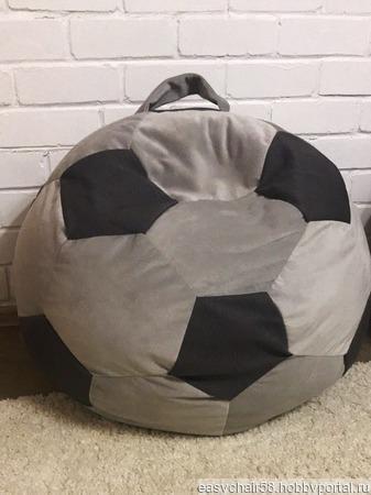 Кресло-мяч ручной работы на заказ