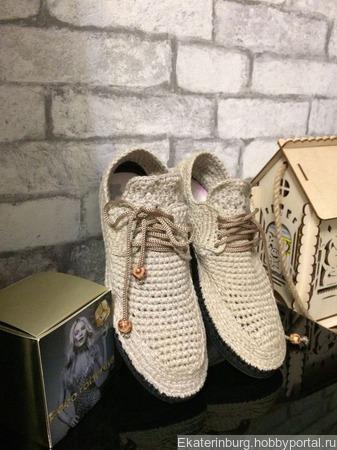 Ботинки ручной работы на заказ