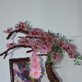Цветы и деревья для декора