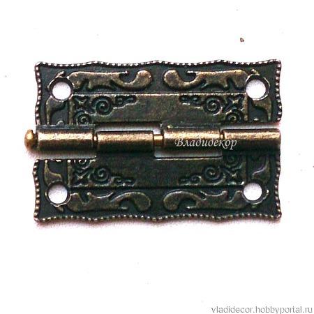 Петли навес шкатулок М-139 шарнир ручной работы на заказ