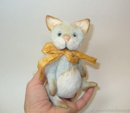 Котенок ручной работы на заказ