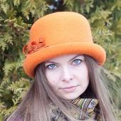 фото: шляпа женская