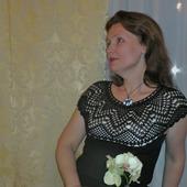 """Платье женское праздничное, вязанное крючком """"И в пир, и в мир"""""""