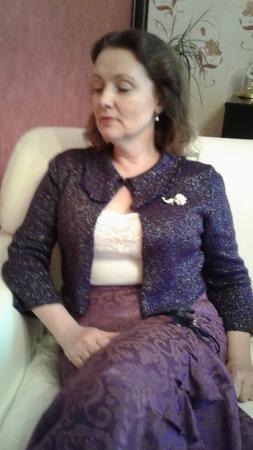 Болеро женское, связанное спицами ручной работы на заказ