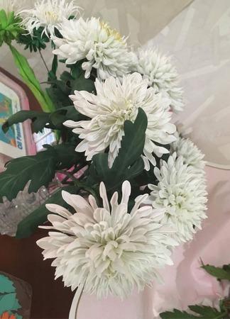 Хризантемы из фоамирана ручной работы на заказ
