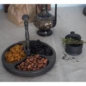 Менажница для орехов и сухофруктов