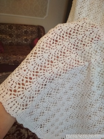 Пляжное платье ручной работы на заказ