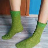 Валяные носочки