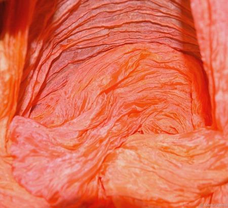 Шарф палантин шелковый женский нежно персиково розовый ручной работы на заказ
