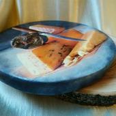 Сырная разделочная доска для  сервировки