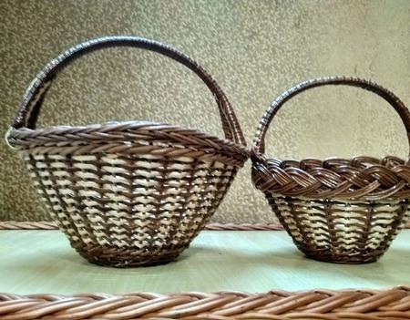 Пасхальные корзиночки (набор) ручной работы на заказ