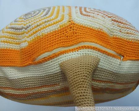 Подушка Черепашка ручной работы на заказ