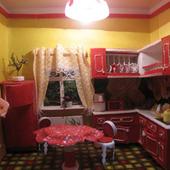 """Румбокс с подсветкой. Кухня """"Магия цвета"""""""