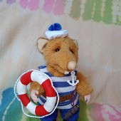 Тедди-крыс Юнга