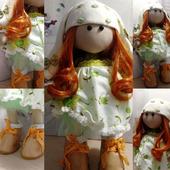 Куколка-малышка по имени Иришка