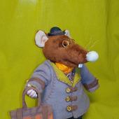Тедди Крыс
