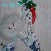 Текстильная кукла Домовёнок