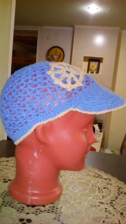 Детские головные уборы ручной работы на заказ