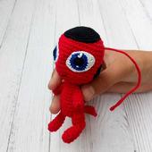 Мягкая игрушка Тики-квами Леди Баг