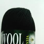 Пряжа pure wool