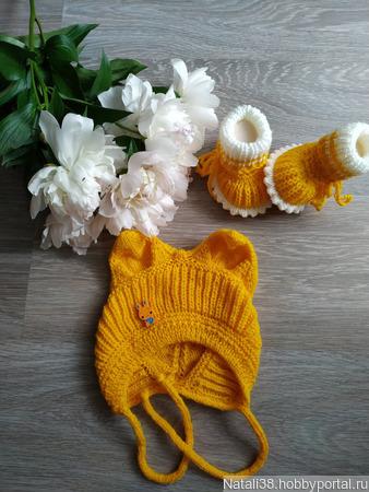 Набор для новорожденного ручной работы на заказ