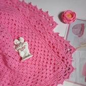 Плед для новорожденного
