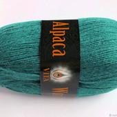 Пряжа Alpaca Wool от Vita (Альпака Вул)