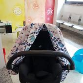Накидка-шатер для автолюльки/коляски