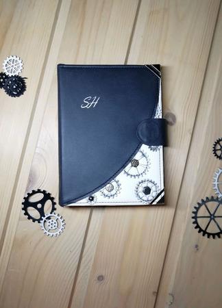 Обложка на документы ручной работы по индивидуальному дизайну ручной работы на заказ