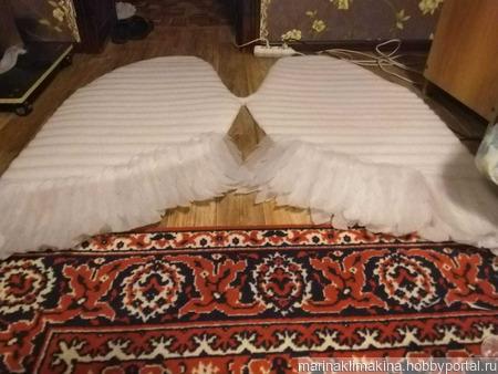 Крылья ангела ручной работы на заказ