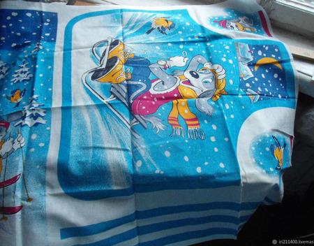 Купон ткани 1 ручной работы на заказ