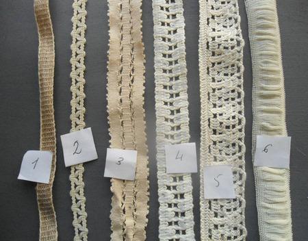 Тесьма Бохо-стиль ручной работы на заказ