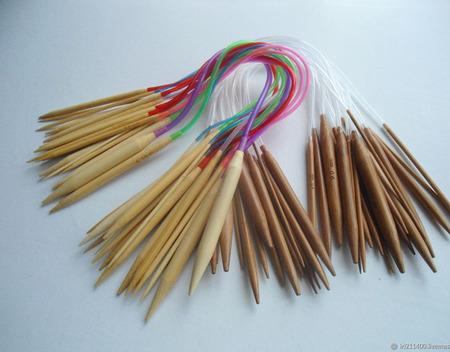 Спицы деревянные ручной работы на заказ