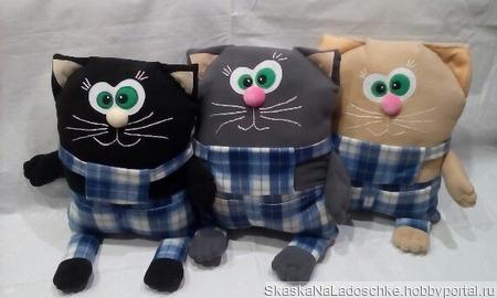 Коты ручной работы на заказ