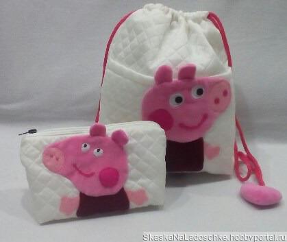 Рюкзачки ручной работы на заказ