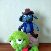 Черепашка и мышонок ковбой