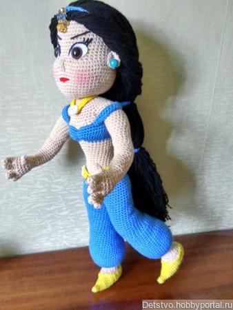 Кукла Жасмин ручной работы на заказ