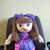 Кукла Цветочек