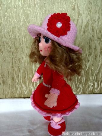 Кукла Леди ручной работы на заказ