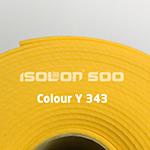 Изолон ППЭ Y 343 желтый 2мм ручной работы на заказ