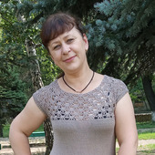 фото: Коктейльные платья (Ажурное коктейльное платье)