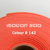 Изолон ППЭ R 142 красный 2мм