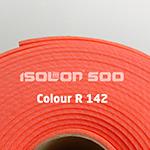 Изолон ППЭ R 142 красный 2мм ручной работы на заказ