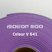 Изолон ППЭ V641 фиолетовый 2мм