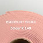 Изолон ППЭ R149 розовый 2 мм ручной работы на заказ